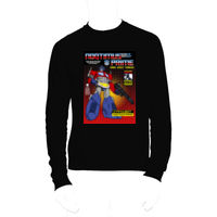 NEW! NOQTIMUS PRIME LONG SLEEVE TSHIRT Thumbnail